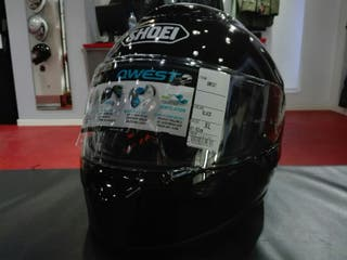 Casco Shoei Qwest negro