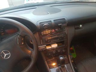 Mercedes-benz Clase C 2004 270 cdi