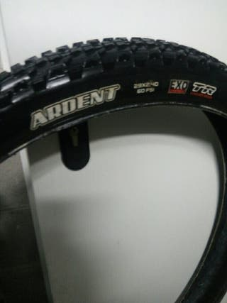 Maxxis Ardent tubeless