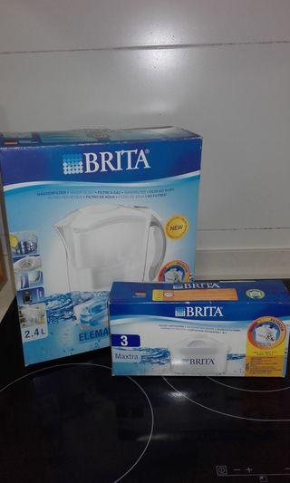 Jarra filtro de agua Brita NUEVA