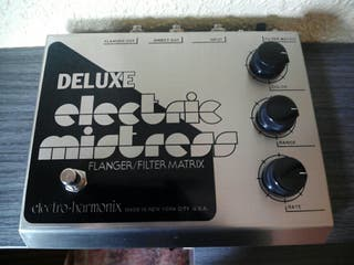 Electric Mistress Deluxe Flanger flanger electric