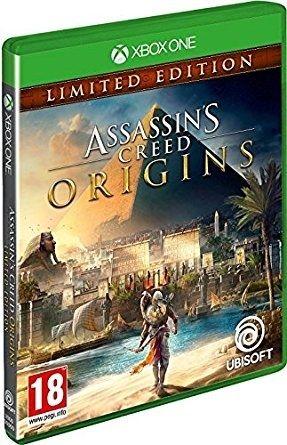 Assassins Creed origins xbox one.