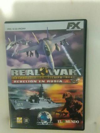 REAL WAR FX