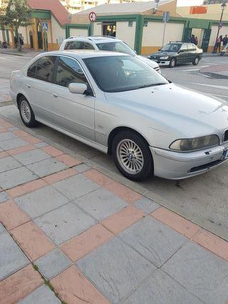 BMW Serie 5 2002 520d