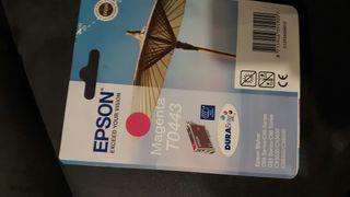 Tinta impresora EPSON