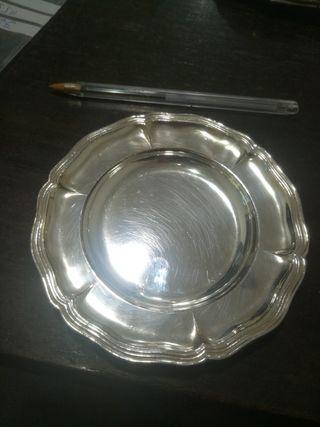 plato de plata