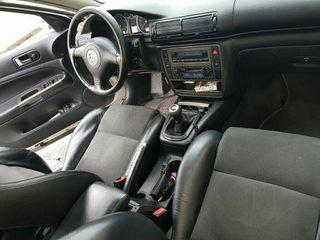 Volkswagen Passat 130cv 4motion en perfectoestado