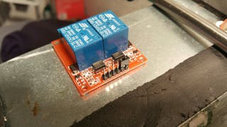 rele 12v. 10A contactor