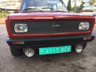 Fiat 128 Italiano 1976