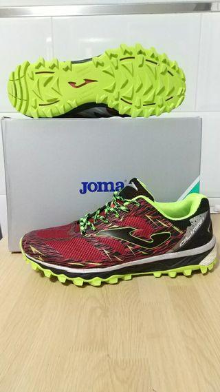 Zapatilla trail running Joma Olimpo Talla 43