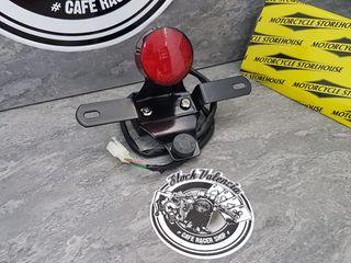 Cafe racer piloto trasero led homologado