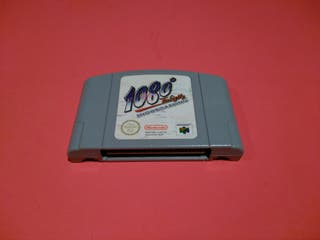 1080º Ten Eighty Snowboarding N64 Nintendo 64