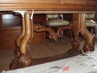 Muebles comedor de lujo de segunda mano por en madrid en wallapop - Muebles segunda mano madrid particulares ...