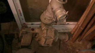 bomba de agua de riego para tractor