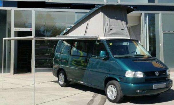 Volkswagen Multivan T4 syncro