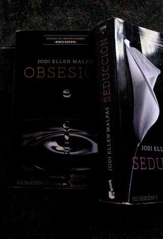 Libros Seducción y Obsesión