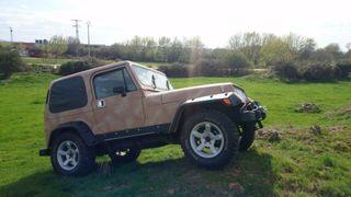 Jeep Wrangler 1988