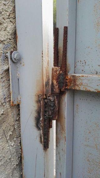 Reparaciones en metal