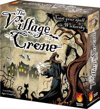 Juego de mesa: Village Crone