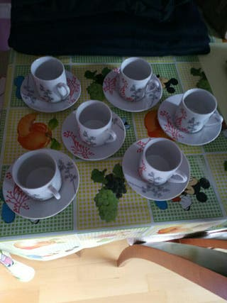 Juego café