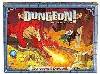 Juego de mesa: Dungeon!