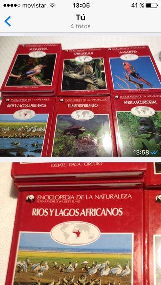 Enciclopedia completa naturaleza