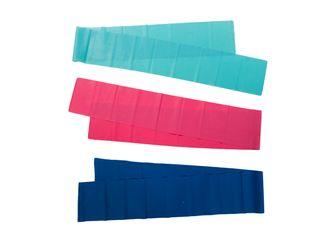 Bandas elásticas pack de 3 resistencias