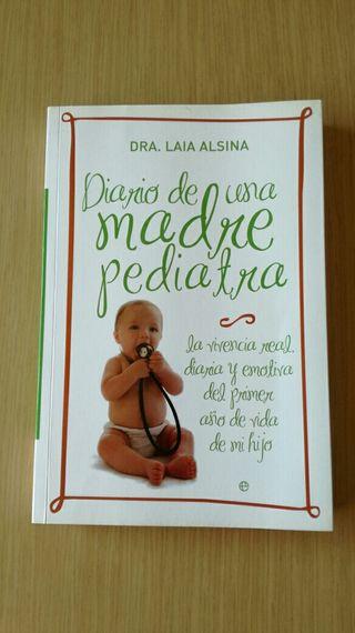 Libro Diario de una madre pediatra rebajado