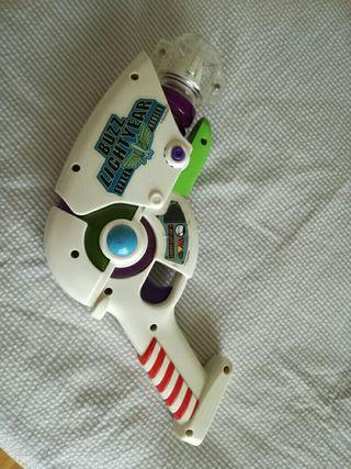 Pistola Buzz Lightyear
