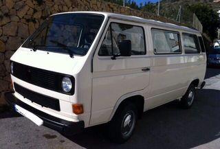 volkswagen caravelle t3