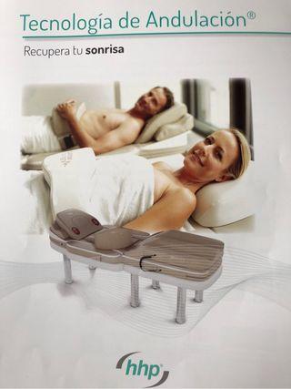 Sistema de terapia con camilla