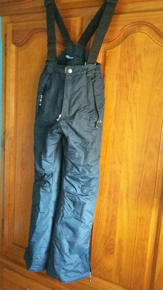 Pantalon de esquiar xl