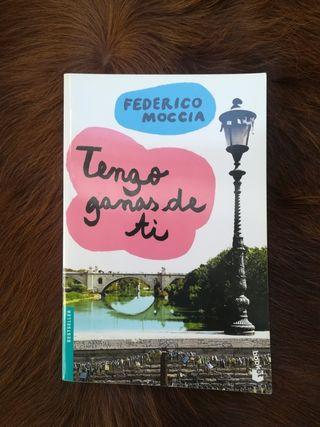 Libro Tengo ganas de tí