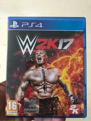 Juego WWE