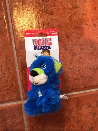 Kong muñeco perro