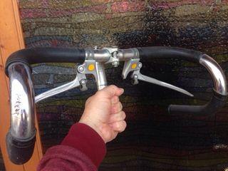Manillar bicicleta