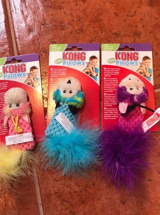 Kong Muñeco gato