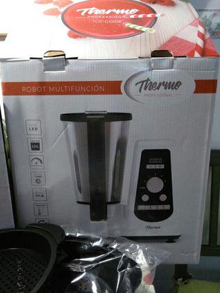 robot cocina y accesorios