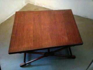 Mesa madera centro