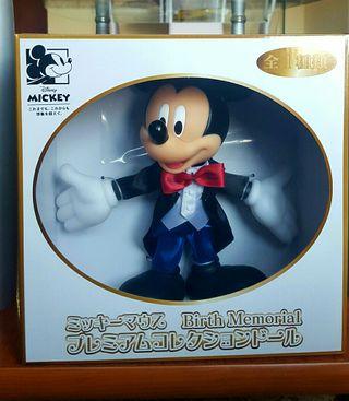 Figura oficial Mickey Birth Memorial 24 cm.