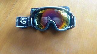 gafas de de esquiar