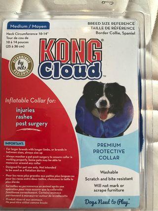 Kong cloud, collarin perro