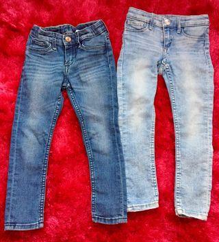 Vaqueros skinny fit 98cm / 2-3 años