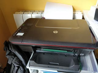 Impresora Wifi multifunción HP Deskjet 3050