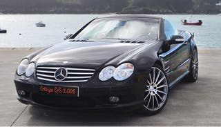 Mercedes-benz SL 55 AMG 501cv