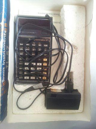 calculadora ti texas instrument 50 en caja