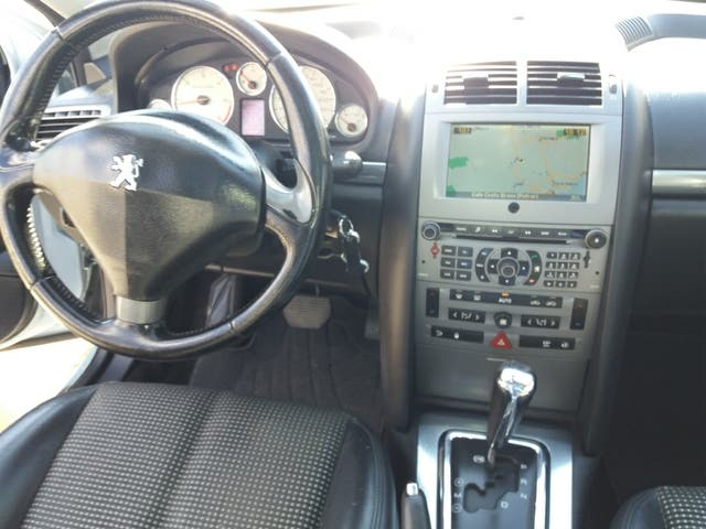 Peugeot 407 SW Sport