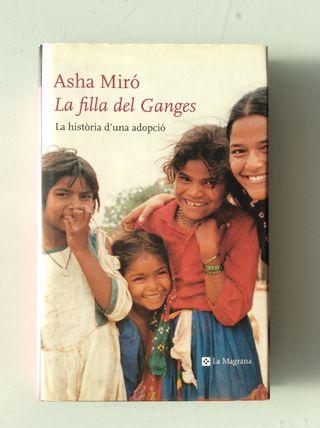 Libro La filla del Ganges
