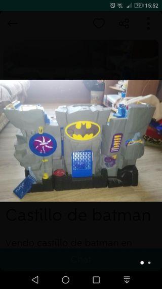 Castillo de lego Batman