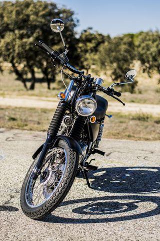 Suzuki Gn 250 cc